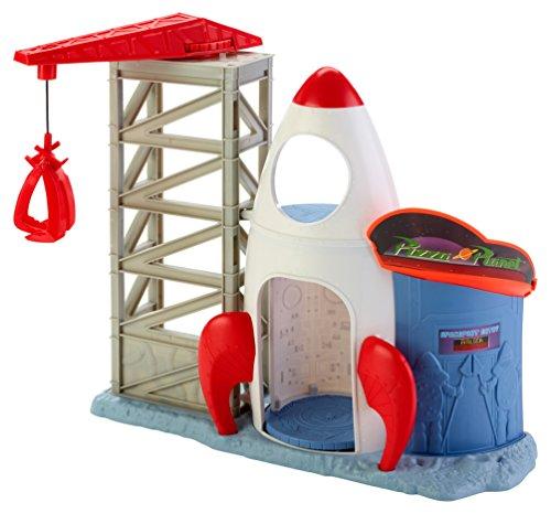 Disney Toy Story Rocket Comando Centro Playset
