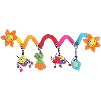 Playgro Amazing garden twirly whirly for baby infant toddler child 0111885107, Playgro is Encouraging Imagination with STEM/STEM for a bright future - Great start for a world of learning