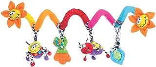 Playgro 0111885 Kribbel Krabbel K fer Kinderwagen Spirale mehrfarbig