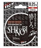 ティクト(tict) シノビ(SHINOBI) 200m ・0.35号(1.4lb)