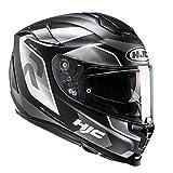 HJC Helmets Casque de Moto Rpha 70Grandal–Full Face Crash Moto Rider Noir, x-Large