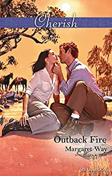 Outback Fire (The Australians Book 12) by [Margaret Way]