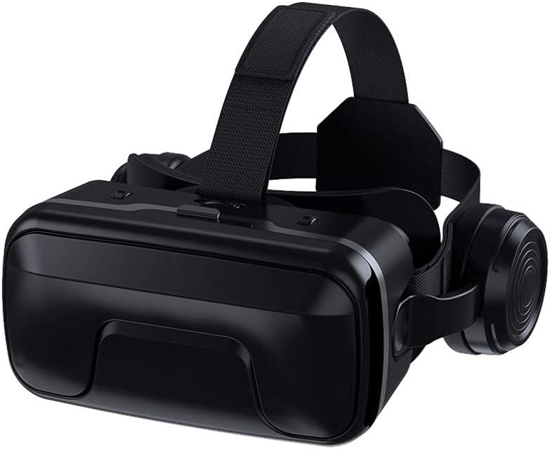 ZNBJJWCP VR Helmet 3D Glasses Virtual Reality Headset for Smartphone Smart Phone Goggles Video Game Binoculars