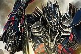 Puzzle 1000 Piezas Película de Transformers 75x50CM nteligencia Jigsaw Puzzlesde Suelo para Niños Adultos Regalo para niños y AdultosRompecabezas de Juguete de Interior