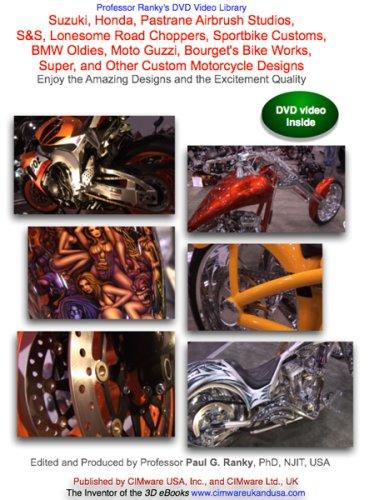 Suzuki, Honda, Pastrane Airbrush Studios, S&S, Lonesome Road Choppers, Sportbike Customs, BMW Oldies,…