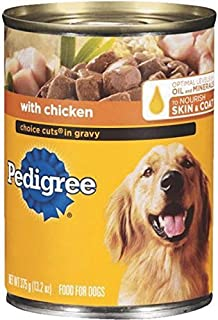 Pedigree Choice Chicken Canned Ounces