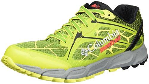 Columbia Columbia Herren Trailrunning-Schuhe, CALDORADO II, Grün (New Leaf Green, Zour), Größe: 41.5