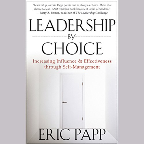 Leadership by Choice  Audiolibri