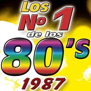 Los Numero 1 De Los 80's - 1987