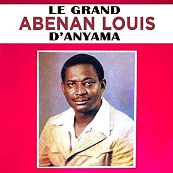 Le grand Abenan Louis d'Anyama