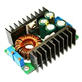 Qimao 300W DC-DC MAX 9A Step Down Buck Converter 5-40V to 1.2-35V Adjustable Power Supply Module LED Driver