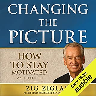 How to Stay Motivated: Changing the Picture audiobook cover art