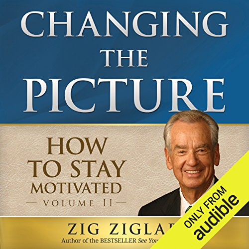How to Stay Motivated: Changing the Picture cover art