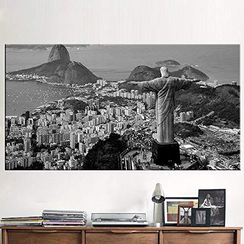 Brasil Río de Janeiro Impresiones Lienzo Pintura Paisaje