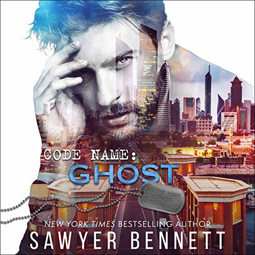 Code Name: Ghost Audiobook By Sawyer Bennett cover art
