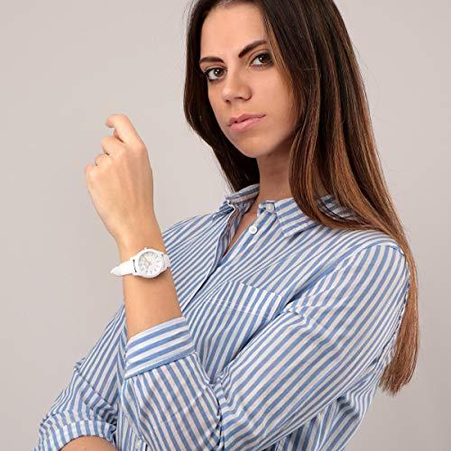 Morellato Orologio da donna, Collezione Soft, in Poliuretano, Silicone, con cinturino in silicone - R0151163503