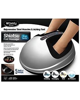 Best ucomfy shiatsu foot massager Reviews