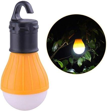 Jintes Multifunktions-Camping-Zelt-Licht im Freien tragbare Notlampe mit Haken Beleuchtung