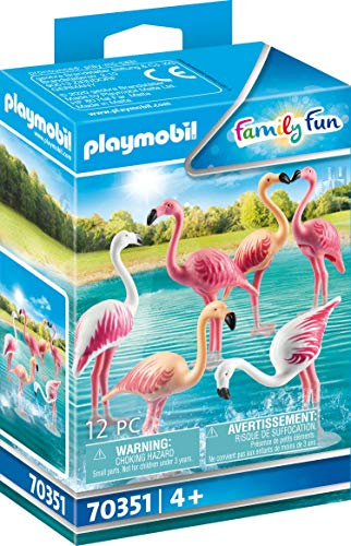 PLAYMOBIL  70351 Flamingoschwarm, ab 4 Jahren
