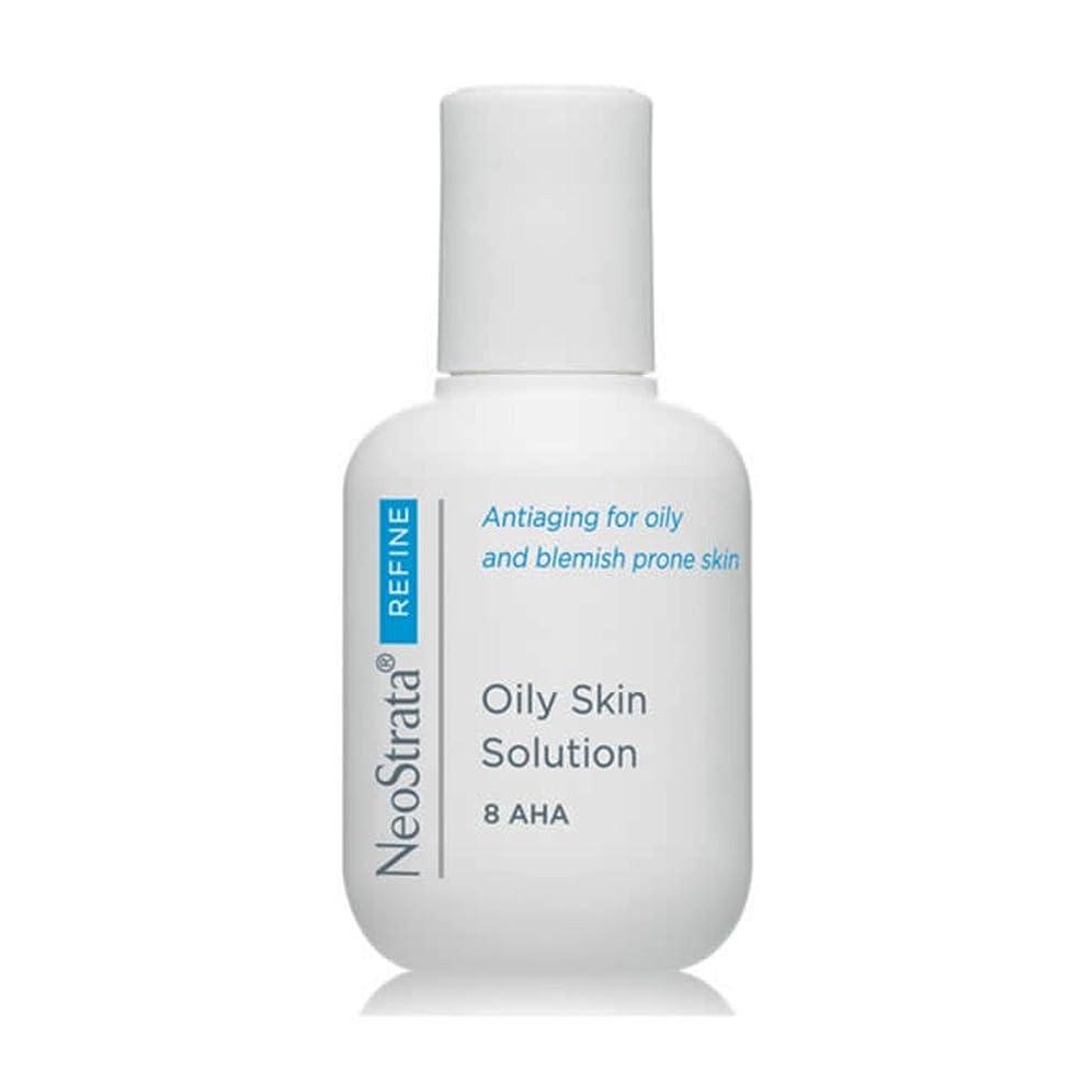 最愛の作る修理可能Neostrata Oily Skin Solution Exfoliant Tonic 100ml [並行輸入品]