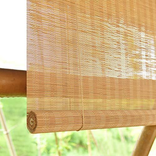 ERLAN Bambusrollo Pavillon Im Freien...