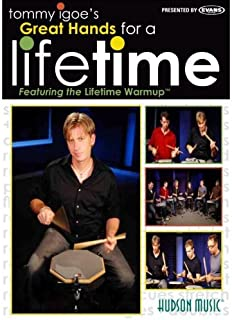 Tommy Igoe Great Hands for a Lifetime by Tommy Igoe