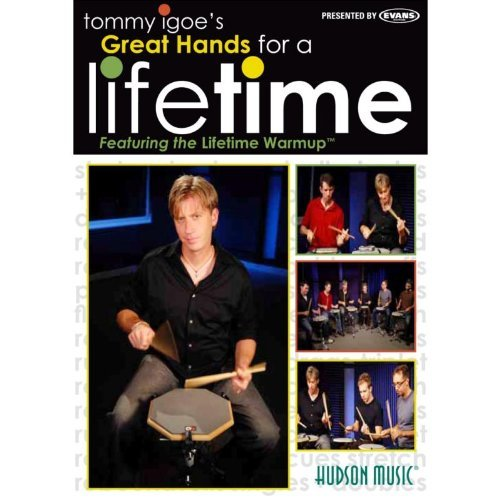 Tommy Igoe's Great Hands for a Lifetime Alemania DVD