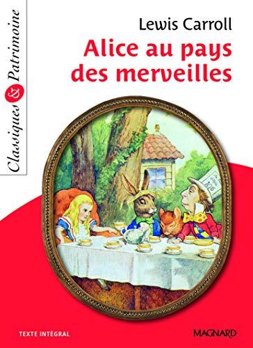 Alice au pays des merveilles - Classiques et Patrimoine (2014)