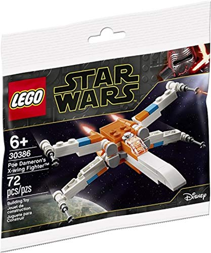LEGO® - Sets - Star Wars - 30386 - Poe Damerons X-Wing Starfighter™