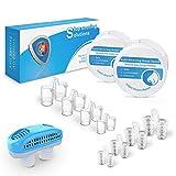 Nouvel Dispositifs Anti-Ronflement clip anti ronflement&Dilatateur Nasal, arrête les ronflements du nez, Fournir un...