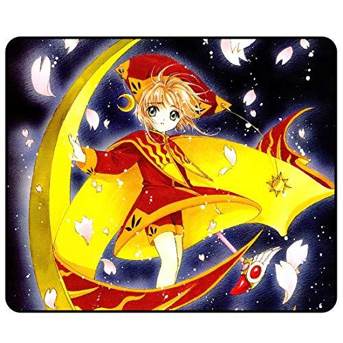 Anime Mouse Pad - Anime Kawaii Cute Cartoon Waterproof Rubber Mousepad Antislip Gaming Mouse Pad for Girs Kids Teens Adults