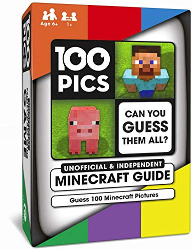 Minecraft Guide - Travel Card Game