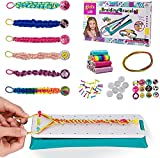 Friendship Bracelet Making Kit for Girls, Arts and Crafts Toy Kit for 6 7 8 9 10 11 12 Years Old Kids,DIY Bracelet String and Rewarding Activity, Best Christmas and Birthday Gifts for Teen Girls