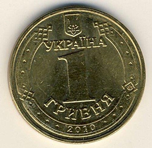 1 Hryvnia Ukraine Vladimir the Great Ukrainian Commemorative Coin 2004-2014