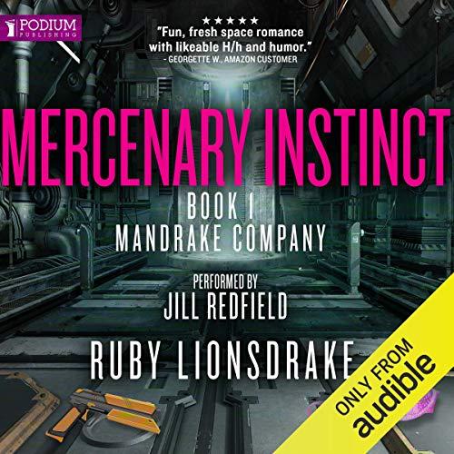Mercenary Instinct cover art