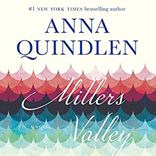 Miller's Valley audiobook cover art