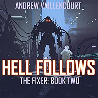 Hell Follows cover art