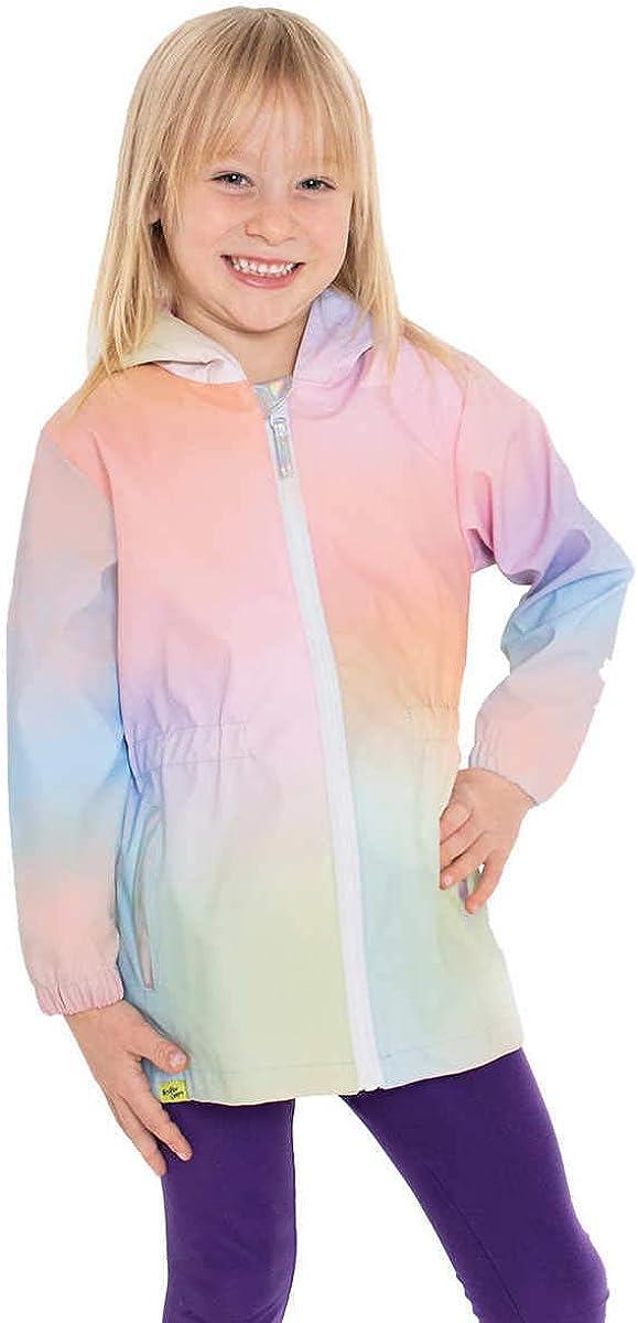 Western Chief Girls Ombre 日本未発売 Iridescent Rain Coat 《週末限定タイムセール》 Rainbow