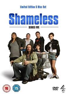 Shameless Series 5 (Limited Edition 5-Disc Box Set) [DVD] (B000X8QV4S)   Amazon price tracker / tracking, Amazon price history charts, Amazon price watches, Amazon price drop alerts