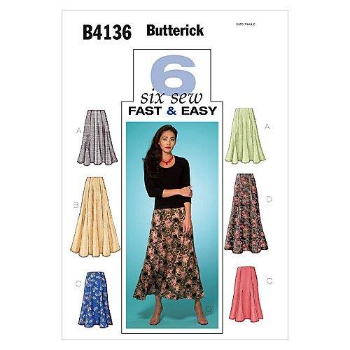 Butterick Patronen Dames Jurk Patroon