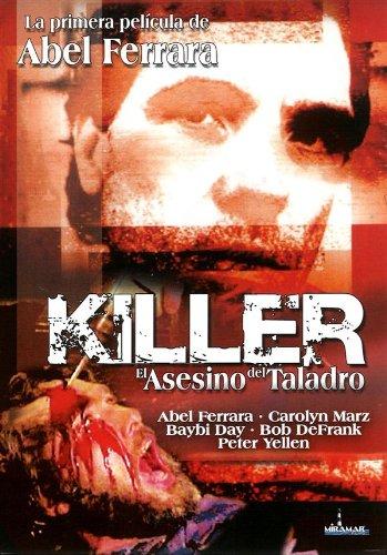 El Asesino Del Taladro [DVD]