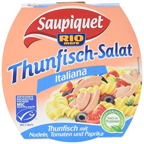 Saupiquet Rio Mare Thunfischsalat Italiana, 160 g