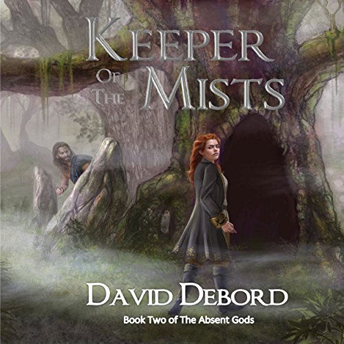 Keeper of the Mists audiobook cover art
