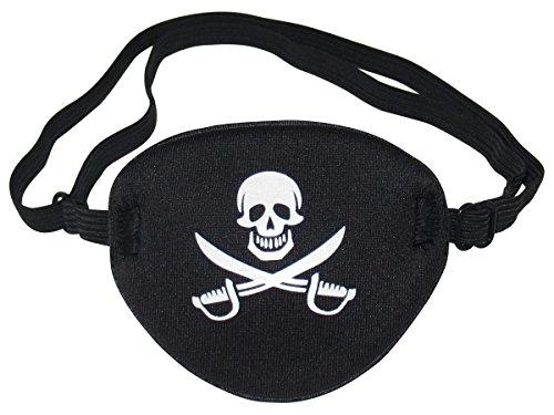COSAVOROCK Parche de Ojo Pirata