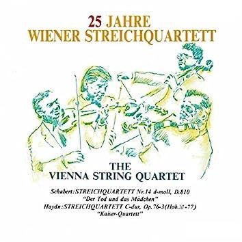 25 Jahre Wiener Streichquartett