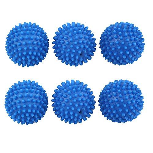 SODIAL 6 pieces x Boule de ramollissant...