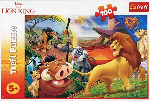 Disney 100 Teile - Der König der Löwen New