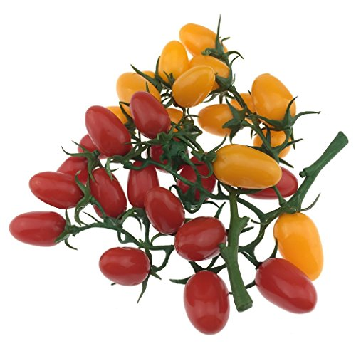 artificial cherry tomatoes - 1