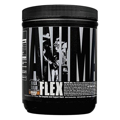 Universal Nutrition Animal Flex Powder, Sinaasappel, 380g