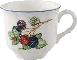 Villeroy & Boch Cottage Coffee Cup, 200 ml, Height: 7 cm, Premium Porcelain, Multicolour